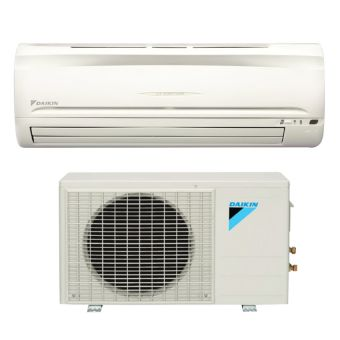 Daikin aircon servicing